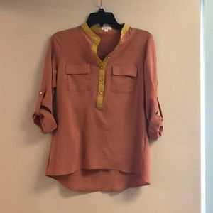 BOUTIQUE SHIRT- size Small